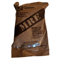 MRE Meal 13