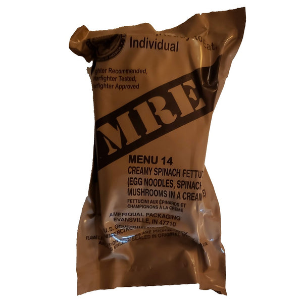 MRE Meal 14