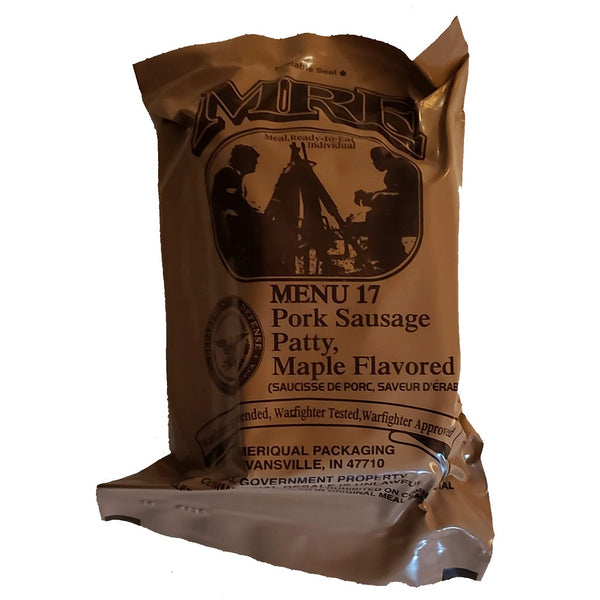 MRE Meal 17