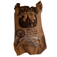 MRE Meal 18