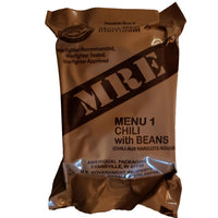MRE Meal 1