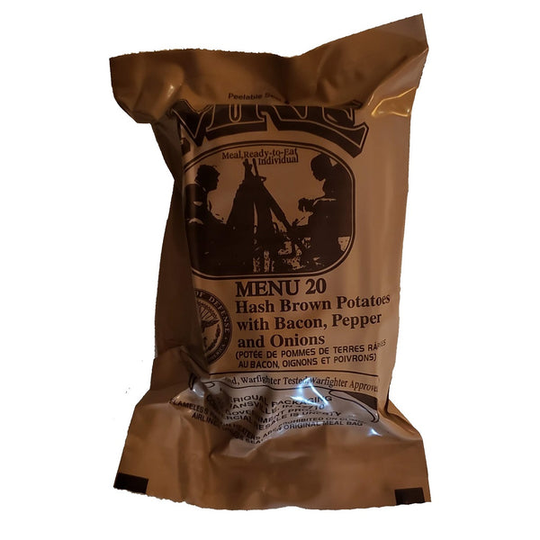 MRE Meal 20