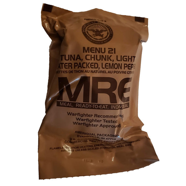 MRE Meal 21