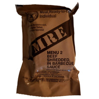 MRE Meal 2