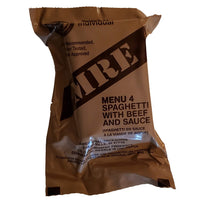 MRE Meal 4
