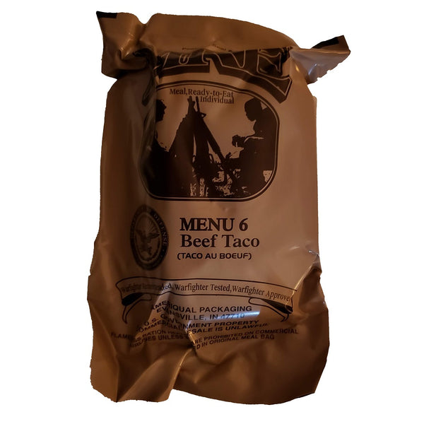 MRE Meal 6