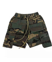 Command Attention Camo Shorts