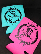 Pink Lobster Slapper Koozie