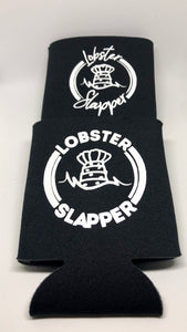 Black Lobster Slapper Koozie