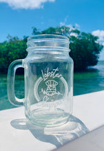 Combo Deal Lobster Slapper Logo Mason Jar & 1 Lobster Gauge