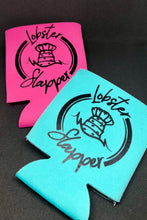 Teal Lobster Slapper Koozie
