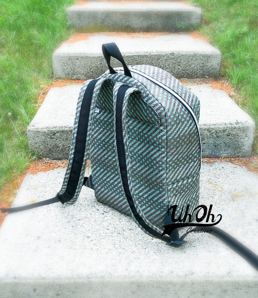 Keanu Backpack - Make it without the Laptop Pocket