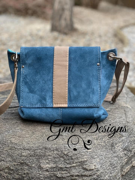 Jesse Crossbody Pattern - PDF Download