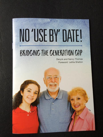 No 'Use By' Date Booklet