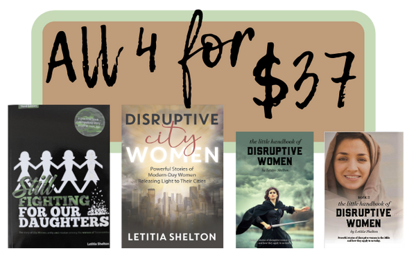 Letitia Shelton Pack: 4 for $37