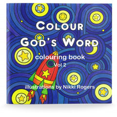 Colour God's Word - Colouring Book Vol 2
