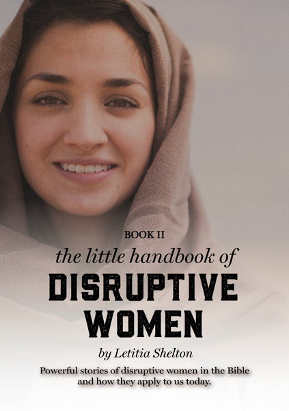 The little handbook of Disruptive Women - BOOK 2