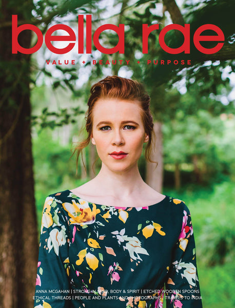bella rae - Issue one