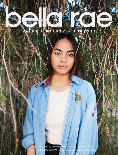 bella rae - Issue five