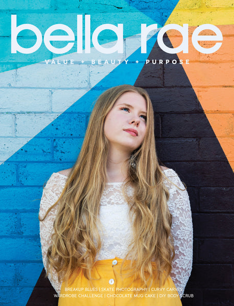 bella rae - Issue eight
