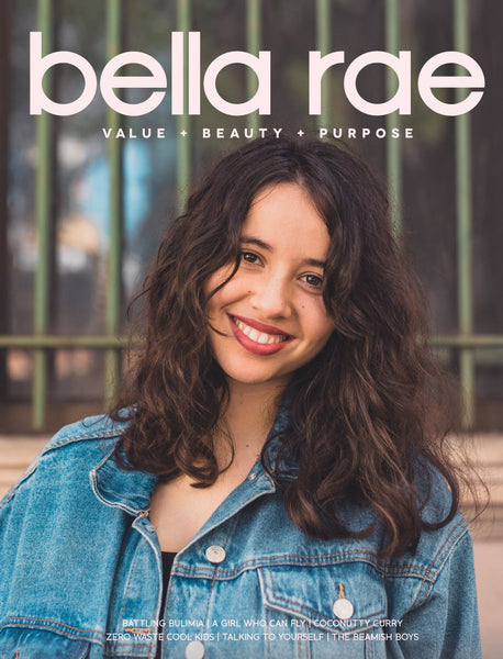bella rae - Issue nine