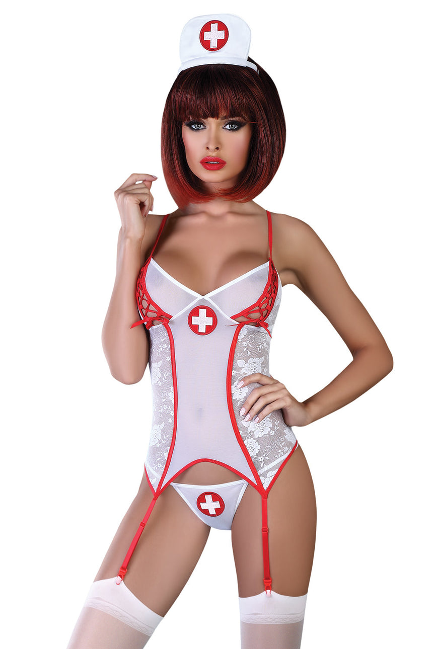 COSTUM SEXY NURSE SURPRISE