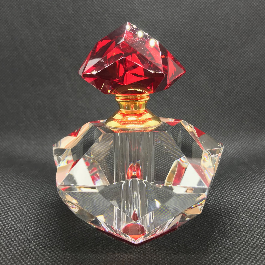 Red Star - Perfume Bottle with Perfume Oil