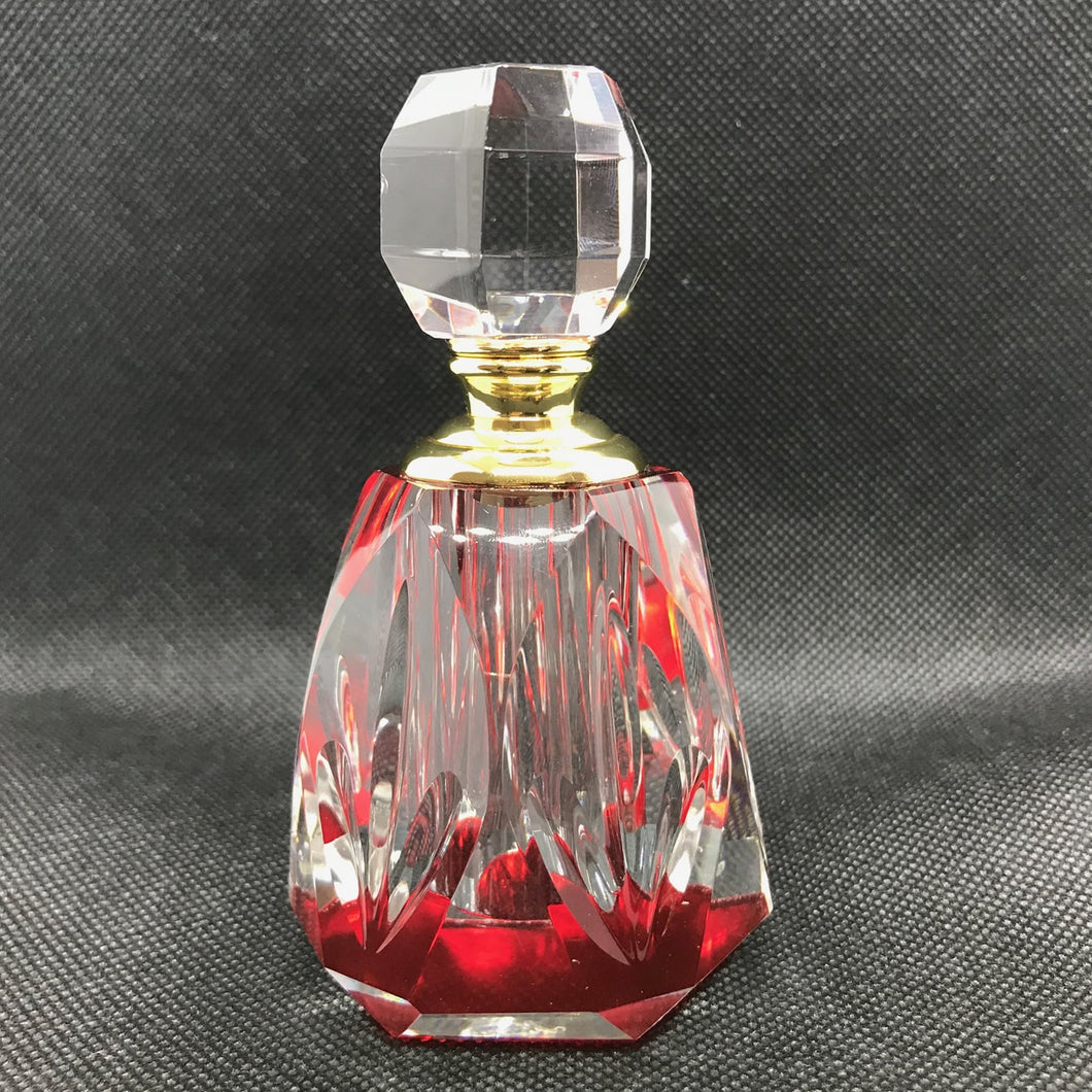Glass Perfume Bottle with Perfume Oil