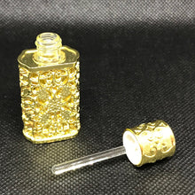 Load image into Gallery viewer, Gold Flower - Mini Perfume Bottle with Perfume Oil