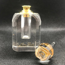 Load image into Gallery viewer, clear glass perfume bottle