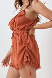 Spell Designs Daisy Chain Romper - Copper