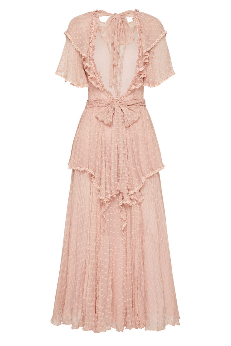 Spell Designs Zoe Gown - Rose