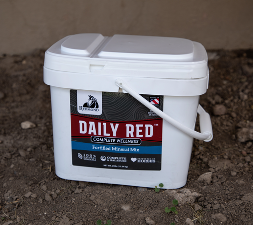 Daily Red - Fortified Mineral Mix (25 lb)