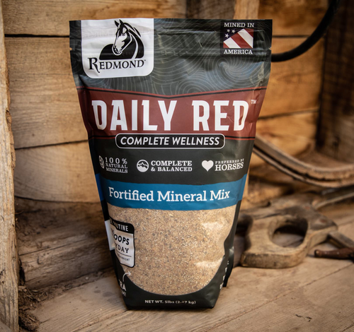 Daily Red - Fortified Mineral Mix