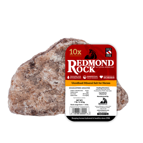 Redmond Rock 7-10 lbs