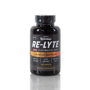 Re-Lyte - Human Muscle and Hydration Support