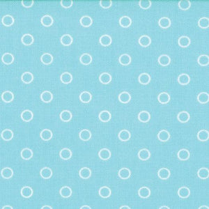 Blue Round About Dots - 11604 14