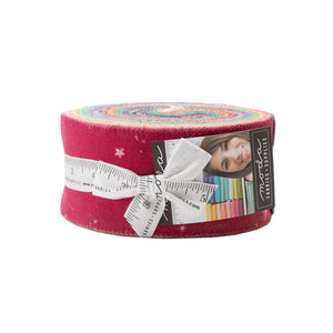 10870JR - Ombre Bloom Jelly Roll