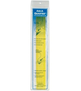 CM 12  Add A-Quarter Ruler 12 Inch
