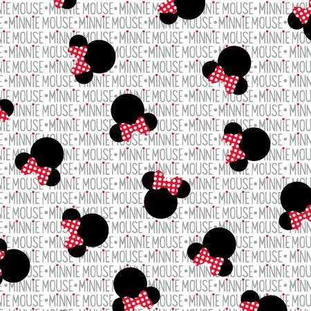 15351  Disney Minnie Mouse Heads & Bows