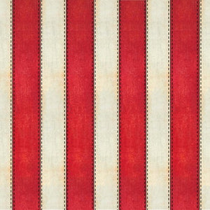 8338-88  -  Red & White Stripes