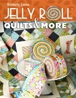 AQS8146 Jelly Roll Quilts & More