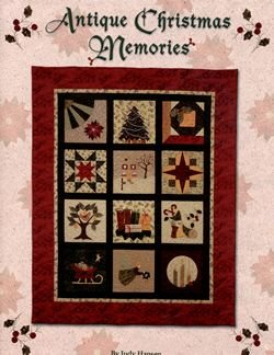 137808 Antique Christmas Memories by Judy Hansen