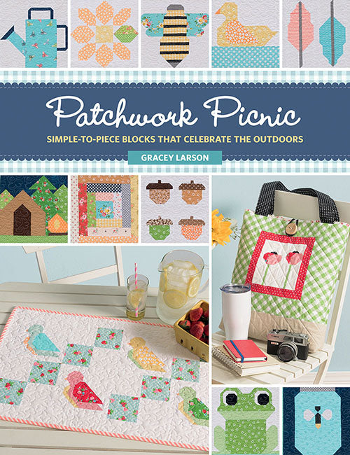 B1470 Patchwork Picnic by Gracey Larson
