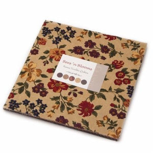 9490LC - Bees N Blooms Layer Cake