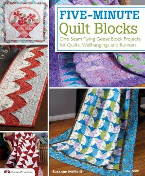 DO-5391  Five-Minute Quilt Blocks
