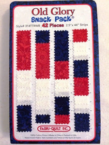 314TTRWB - Old Glory Snack Pack