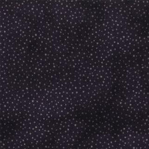 1086-22  Navy background with Creamy White Specks