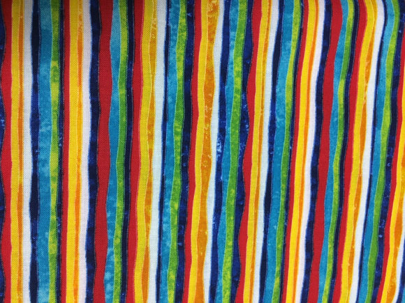 TT MULTI - Bright Colored Stripes