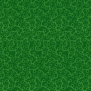 MAS8146-G - Green Swirls